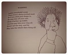 17 Fun Life Lessons to Teach Children Using Poetry from Where the Sidewalk Ends by Shel Silverstein