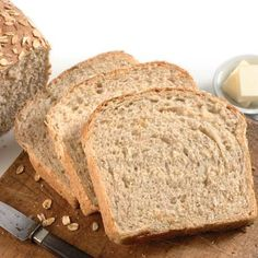 Hearty 6 Grain Yeast Bread Mix – A delicious mix of oats, barley, wheat, rye, Kamut and rice.