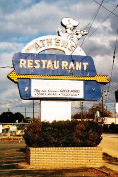 Athens Restaurant.....Charlotte, NC