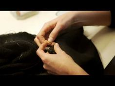 The making of a Chanel Little Black Jacket