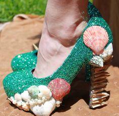Mermaid beach wedding!