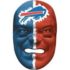 Franklin Sports 6991F15 NFL Buffalo Bills Fan Face Mask
