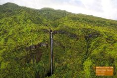 The Tallest Waterfall on Maui