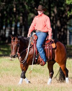 Does your horse constantly jig on the trail, trying to go faster than you want? Don't add to the problem by pulling back on two reins, trying to force him to walk. Instead, put his feet to work and get him to use the thinking side of his brain and pay attention to you. The more you move his feet forwards, backwards, left and right, the more he'll relax and use the thinking side of his brain. Moving the horse's feet puts his excess energy to good use, and convinces him that jigging just result...