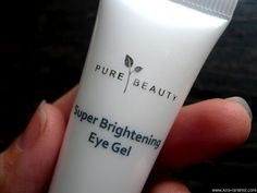 Pure Beauty Super Brightening Eye Gel..read some good reviews about this..hope it's still available :)