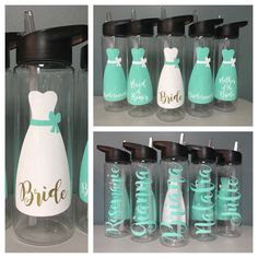 Bridesmaid Gift - We
