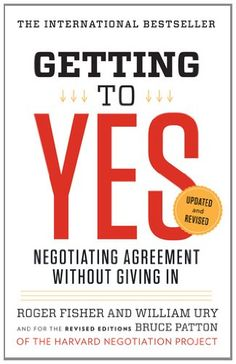 TOPSELLER! Getting to Yes: Negotiating Agreement... $3.22
