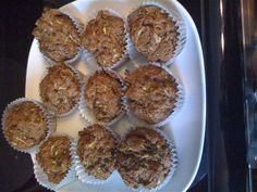 Eat Clean Applesauce Pumpkin Muffins - The Kitchen Table - The Eat-Clean Diet®