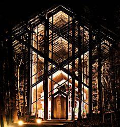 Thorncrown Chapel (Eureka Springs)