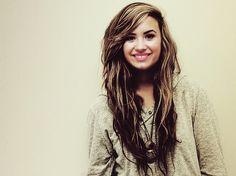 Demi Lovato. I love her. i always have.