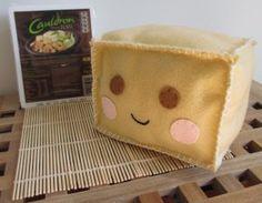 Jingley Tofu Toy