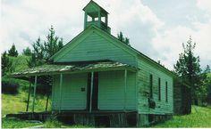 Old Church in Eastern Oregon.