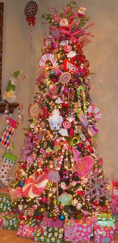 Sweet Treats Christmas Tree