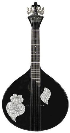 Portuguese guitar - #Fado - Malabar #Portugal  #travel