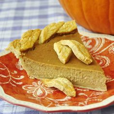 Perfect Pumpkin Pie - this recipe uses roasted pumpkin to bring out all its natural sweetness, making the best pumpkin pie.
