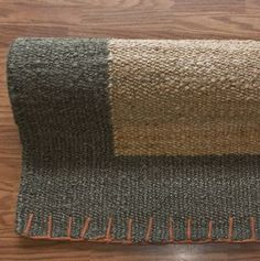 @Overstock - These natural fiber rugs are great for casual settings where comfort and fashion meet .http://www.overstock.com/Home-Garden/Handmade-Alexa-Texture-Stockholm-Jute-Runner-26-x-8/6237682/product.html?CID=214117 $58.64