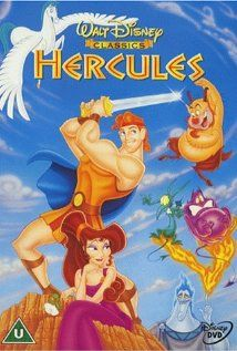 "323 Days-Romantic Films:Till Valentine's:...""HERCULES""... Herc has father issues, but Megara comes thru as sultry vixen gone good in this animated Disney feature. 'LOVE STORY Ad GREEK GODS'. A Pre-Pixar Romantic- Adventure. ""Hades:It's a small underworld, after all, huh?"" Formula, but still entertaining.  Danny Devito & James fill in the spaces. Would you expect anything else from 'the mouse'? Have DVD & Snow Globe.  QT:...""Meg: I'm a big tough girl. I tie my own sandals and everything."""