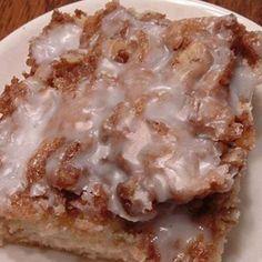 Cinamon roll cake Recipe | Just A Pinch Recipes