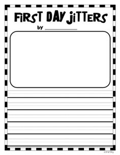 first day ideas