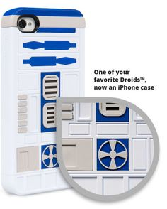 Star Wars R2-D2 Collector Case for iPhone 4/4S