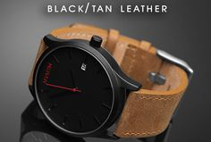MVMT Watches - Affordable, Stylish, High Quality Watches- $59   Indiegogo