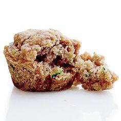 Zucchini Mini Muffins | MyRecipes.com