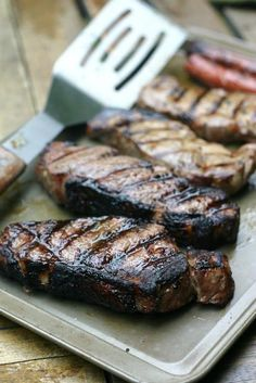 How To Make: Balsamic Marinade for Steak.Beef Recipes
