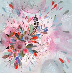 """""""Embers"""" by Aaron Piland, Ayumi Piland, Betsy Walton, Jill Bliss, Yellena James"""