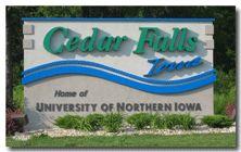 Cedar Falls, IA - Official Website - About Cedar Falls