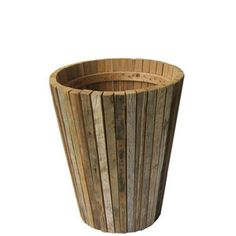 Fab Scrapwood Vase Medium, $165, now featured on Fab.