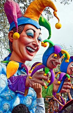 Krewe of Rex, Mardi Gras New Orleans