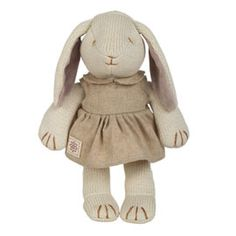 Such a sweet and soft little organic bunny.  $20.95 #mightynest