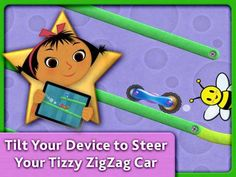 Discount: Tizzy ZigZag Cars (Full) is now 0.99$ (was 1.99$) http://www.appysmarts.com/application/tizzy-zigzag-cars-full,id_100121.php