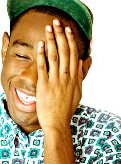 Tyler the Creator in Respect Magazine