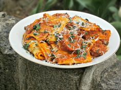 Pasta with Sweet Italian Sausage | Tasty Kitchen: A Happy Recipe Community!