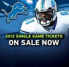 Discount Detroit Lions Tickets Get Cheap Detroit Lions Tickets Here, All Detroit Lions Tickets Are at Low Prices For Ford Field.