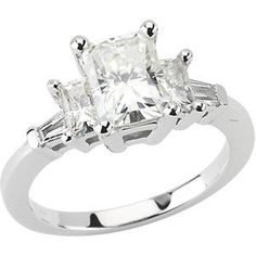 jewelri 14k, dream, moissanit, diamonds, engagements, stones, white gold, cttw, engagement rings