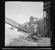 Lead mine. Cherokee County, Kansas 1936
