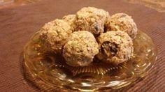 kris carr's raw protein energy balls!