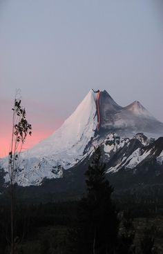 Llaima, Chile.