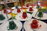 Mini Flower Pot Bells