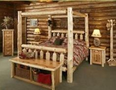 COUNTRY STYLE RUSTIC HOME BEDROOM FURNITURE #KBHome