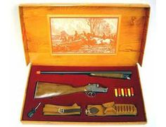 The Edison Montecarlo Double Barrel Shotgun Prestige Set is a double barreled cap firing shotgun that is perfect for children and adults to play with. This model comes presented in a Limited Edtion decorative storage box complete with Shotgun, Cartridge Belt, Cartridges and screwdriver. The Edison packet of 24 caps for the Montecarlo are suitable for use with this model. Double Barreled cap firing shotgun 2 shells provided, length 84cm.