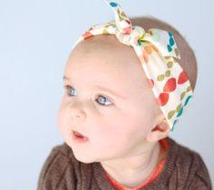 Little Hip Squeaks baby girl headbands