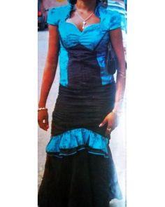African Attire Skirt Sets AASS021