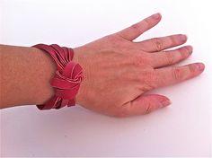 leather cuff/bracelet