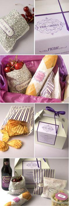 picnic box food