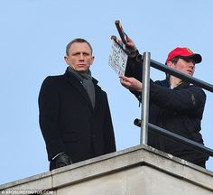 "Set Images From New James Bond Film ""Skyfall"""