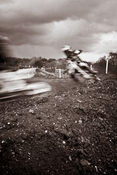 Motorcross by Glenn Stanley, via Behance