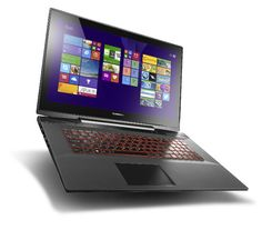 Lenovo Y70 Touch Brings Extreme Gaming Performance - Lenovo Y70 Touch brings big time gaming specs and power in a laptop.